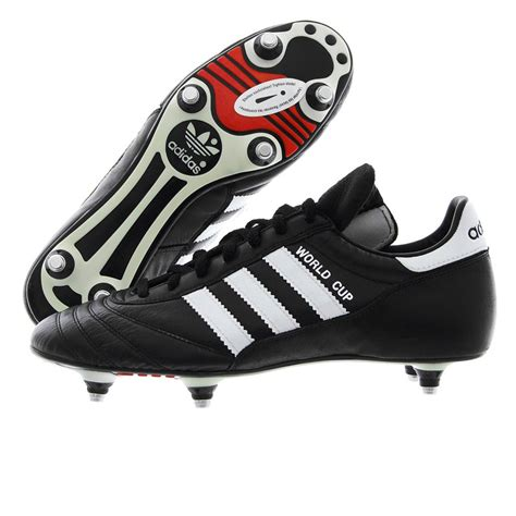 adidas shoes for football adidas world cup soft ground classic mens black football