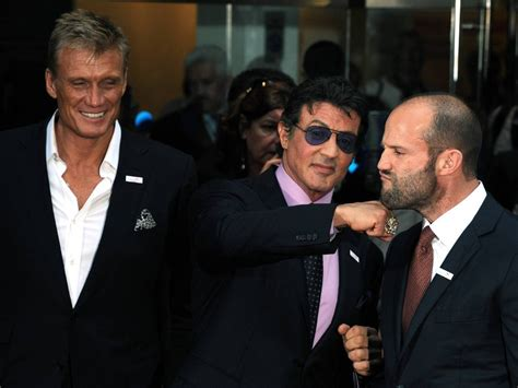 film with jason statham and sylvester stallone sylvester stallone loves punching people popbabble
