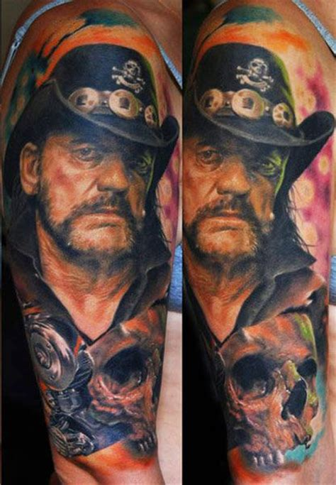 lemmy of motorhead tattoo 17 best images about motor head of course lemmy on