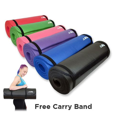 pilates mats reviews jll mat 15mm thick jll fitness