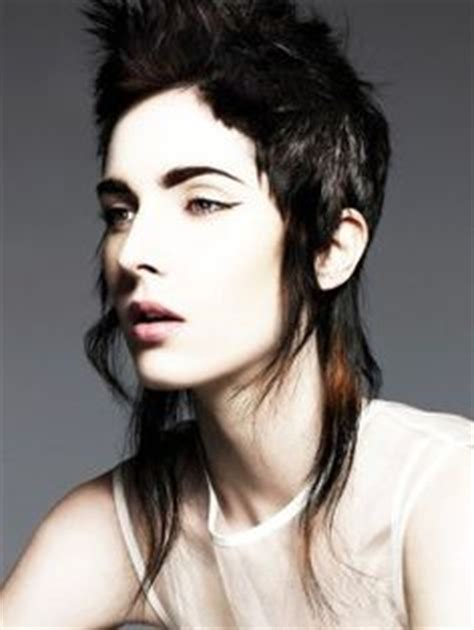 modern mullet hairstyles for women sexy women s mullet google search bowebird visions