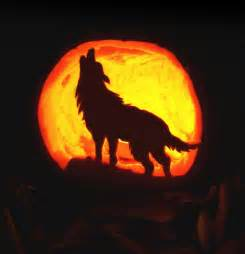 wolf pumpkin template pumpkin carving howling wolf by redhotchilipetra on