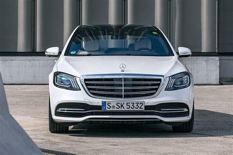 Autobild S Klasse by Mercedes S Klasse Facelift 2017 Vorstellung Bilder