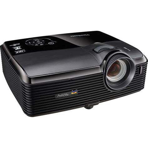 Proyektor Dlp viewsonic pro8450w wxga dlp projector pro8450w b h photo