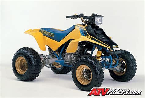 1986 Suzuki Atv 1986 Suzuki 250 Quadsport This Is The One I Wanted