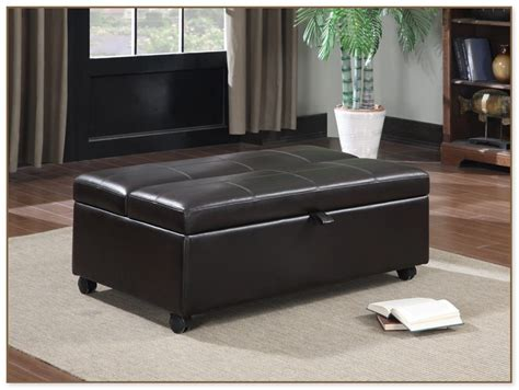 Upholstered Glider And Ottoman Ottoman Hideaway Bed