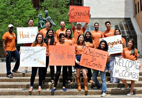 Ross Weekend Mba 2017 Intake by Calling All Mccombs Applicants 2015 Intake Class Of