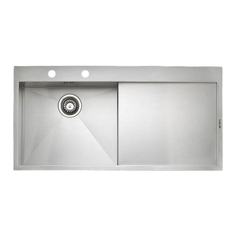 Single Sink Drainer by Reginox Ontario L10 Single Bowl Drainer Sinks Taps