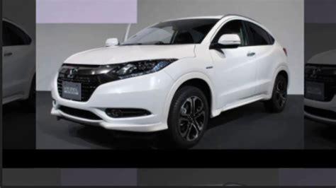 2019 honda vezels 2020 honda vezels car review car review