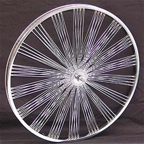 i m not a fan of chrome wheels i sort o by brooke burke 26 quot 140 fan spoke front wheel chrome