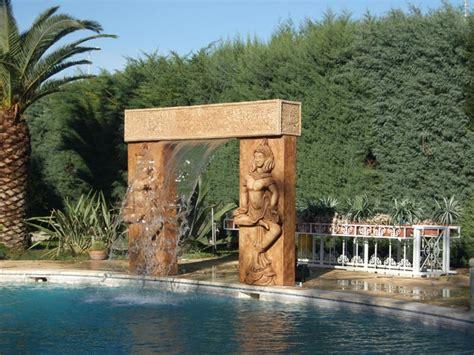 cascate artificiali da giardino cascate artificiali da giardino rendere unico il vostro