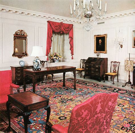 Rooms Of The White House by Map Room White House Museum
