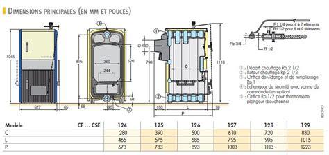 Chaudiere Fioul 210 by Chaudi 232 Re Bois Dedietrich Cf 125 Cse Chaudi 232 Re Bois Pellet