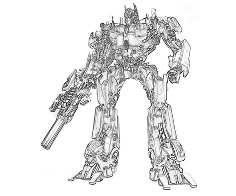 Get This Optimus Prime Coloring Page To Print Online Lj8rr Free Coloring Pages To