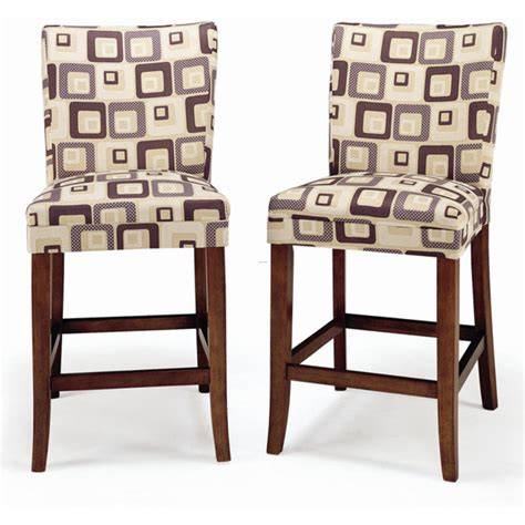 Cheap Upholstered Bar Stools by Parson Brick Upholstered Pub Stool Set Of Two Design