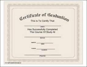 preschool graduation 2010 certificate printable trials ireland