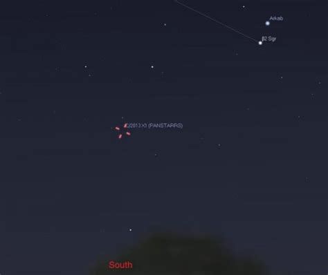 this closest comet visible in binoculars nearly closest astronomy
