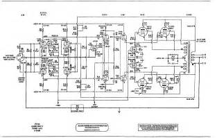 the free information society audio research vt100 electronic circuit schematic
