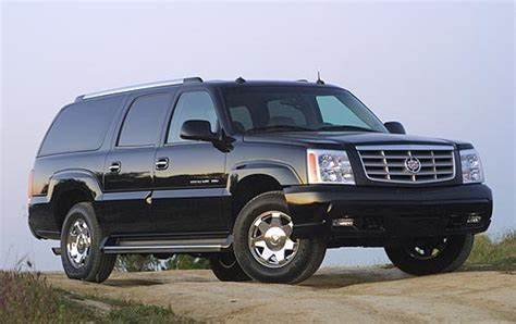 old car manuals online 2003 cadillac escalade esv auto manual 2003 cadillac escalade esv oil type specs view manufacturer details