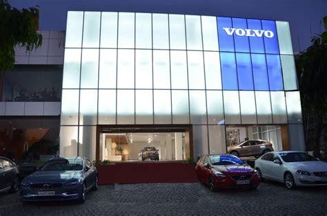 new volvo dealership volvo inaugurates new dealership in rajasthan gaadiwaadi