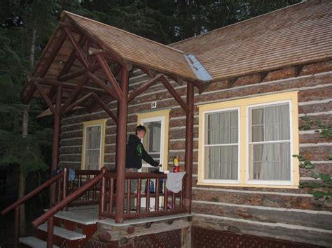 cabin 14 picture of lake mcdonald lodge west glacier