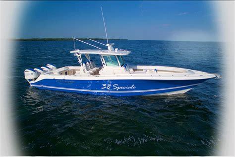 hydra sport fishing boats hydrasports custom 38 speciale review boats
