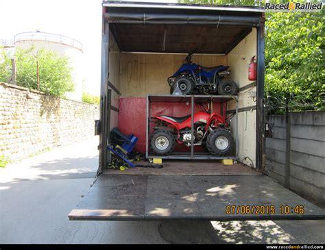 motocross race vans for sale motorhome race truck motocross track day cer garage