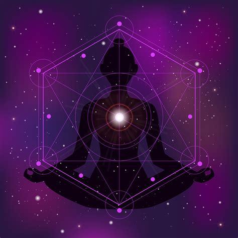 sacred geometry zen illustration   vectors