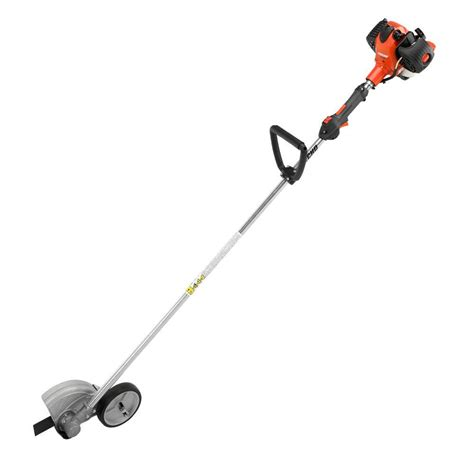 echo 8 in 25 4cc blade stick gas edger pe 266s the home
