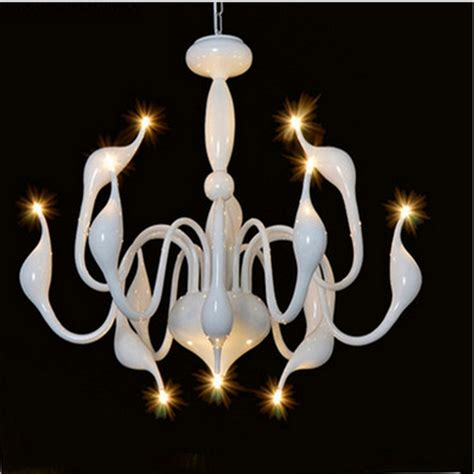 contemporary white chandelier choosing the right