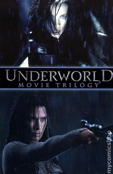 Underworld Film Book | comic books in underworld gn movie series