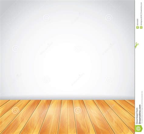 Simple Floor Plans Free by White Wall And Wood Floor Vector Background Stock Vector