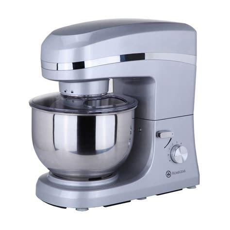 Mixer Di Tesco homegear electric 1500w food stand mixer reviews mac