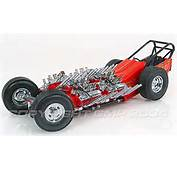 PhillyMint  GMP Dragster Tommy Ivo Four Engine Red Ltd