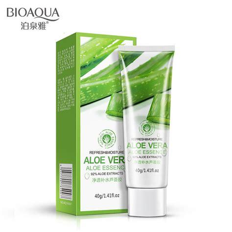 Bioaqua Toner Aloe Vera Moisturizer Skin Care aloe vera gel moisturizer anti wrinkle acne scar skin whitening skin care sunscreen