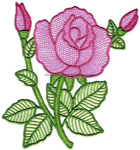 Embroidery Clipart Designs flower embroidery design clipart best