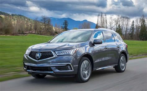 comparison acura mdx base 2017 vs tesla model x