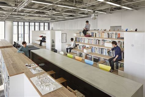 office space design nikken space design office osaka japan 187 retail design blog