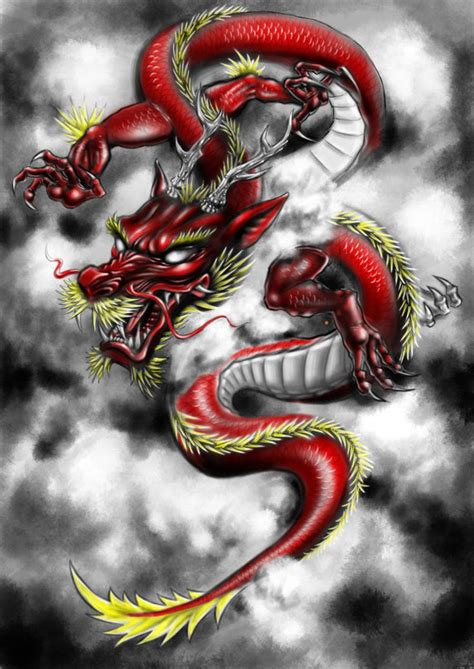 japanese tattoo documentary best 25 red dragon ideas on pinterest dragons dragon