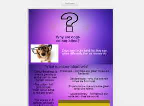 why are dogs color blind genius hour 2 why are dogs color blind judy moody mrs