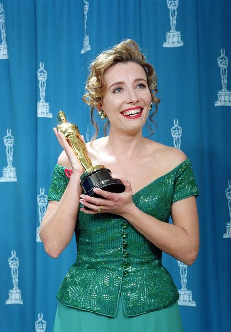 1992 academy awards best actor emma thompson best actress oscar for quot howard s end