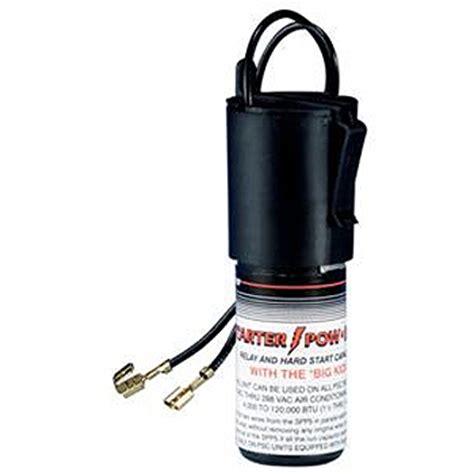 capacitor de marcha en refrigeracion soluciones en refrigeraci 243 n y aire acondicionado capacitor de marcha aire acondicionado