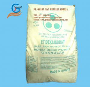 Pupuk Mengandung Boron Tinggi manfaat boron atau borax untuk perkebunan graha chemical