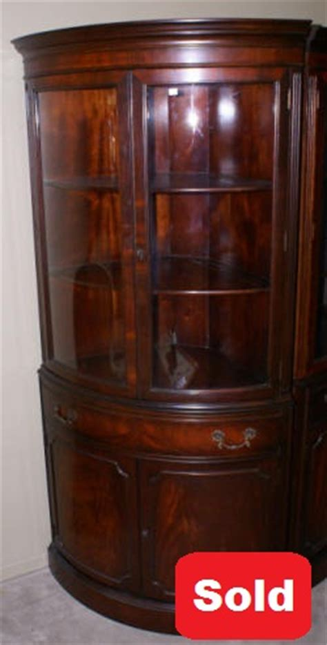 antique cherry corner china cabinet antique cherry wood china cabinet colonial furniture solid