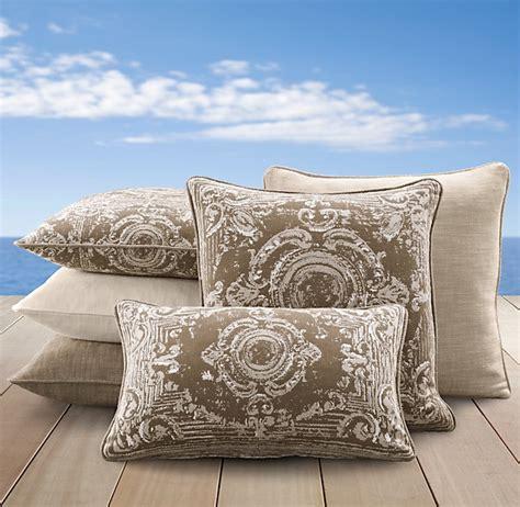 Restoration Hardware Outdoor Pillows Restoration Hardware Outdoor Pillows Diy Crafts