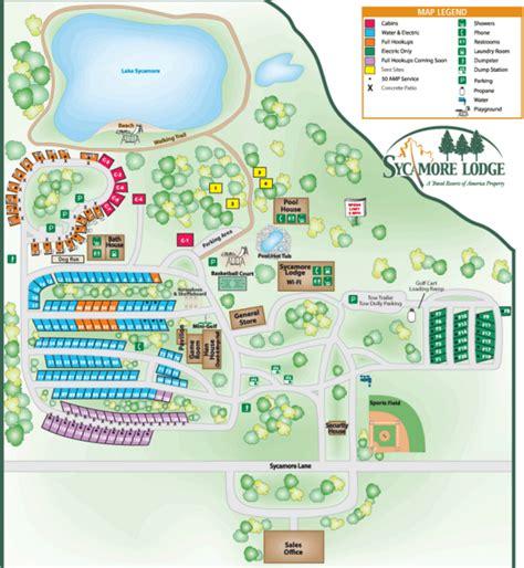 map of springs nc cground sycamore lodge 7 photos jackson springs nc roverpass