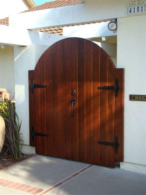 custom  entry gate  kevin white designs custommadecom