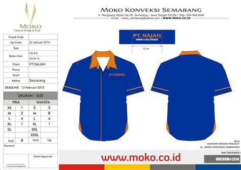 Baju Kaos Pria Cowok Biru Blue Mix Colour 6563 42 best images about konsep desain seragam kerja moko