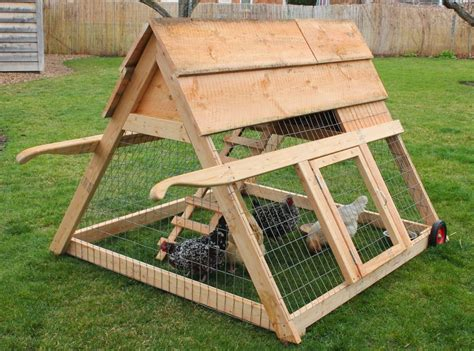backyard chicken tractor do your backyard chickens need a tractor