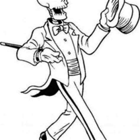 mariachi guitar coloring page cartoon anime characters netart part 16